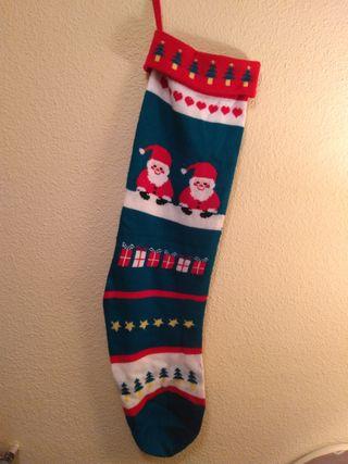 Calcetín para Navidad muy grande
