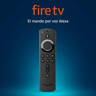 Mando con Alexa para Fire TV