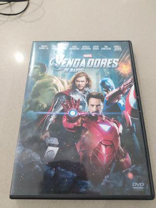 Película Vengadores de Marvel