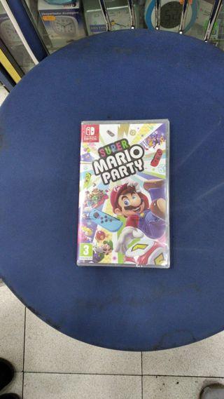 Super Mario Party Nintendo Switch nuevo TIENDA