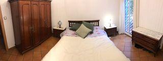 Juego de dormitorio antiguo madera