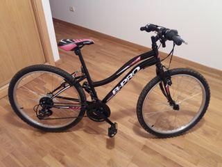 Bicicleta talla infantil