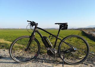 Bicicleta eléctrica 45km/h