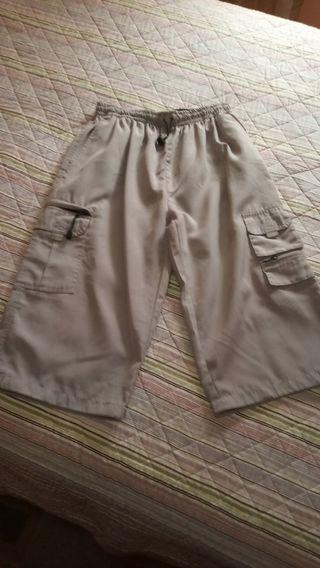 Pantalóns pirata masculinos