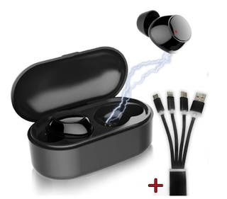 auriculares Bluetooth inalambricos + Cable