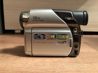 Cámara de vídeo digital JVC GR-D225