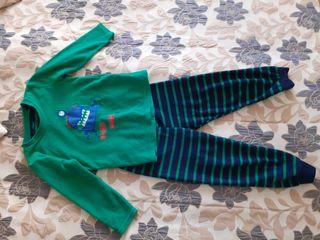 Pijama caliente niño 5-6 años