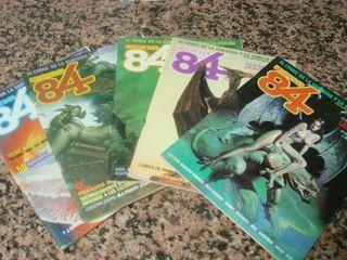 ZONA 84 - 31 Ejemplares COMICS ADULTOS ORIGINALES