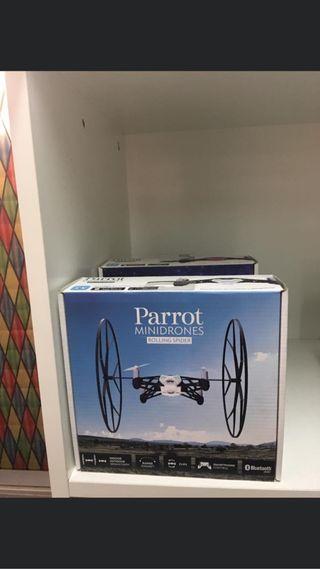 Dron parrot con camara