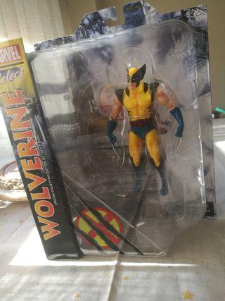 Wolverine Marvel Select Nuevo