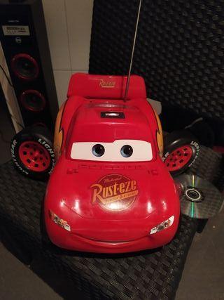 radiocd infantil CARS