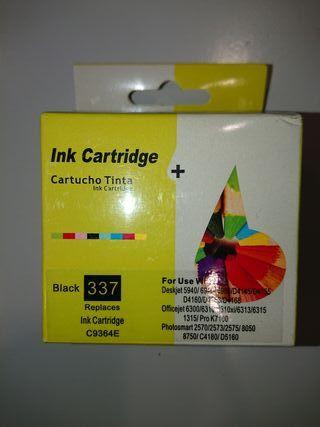 Cartucho tinta compatible HP 337