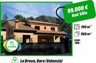 """Casa en venta Gandia, Barx """"Red Villa"""""""