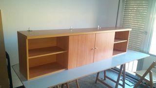 Mueble estanteria juvenil.