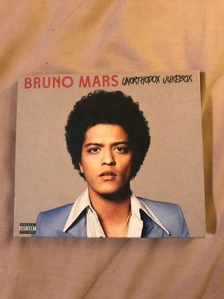 CD Unorthodox Jukebox Bruno Mars