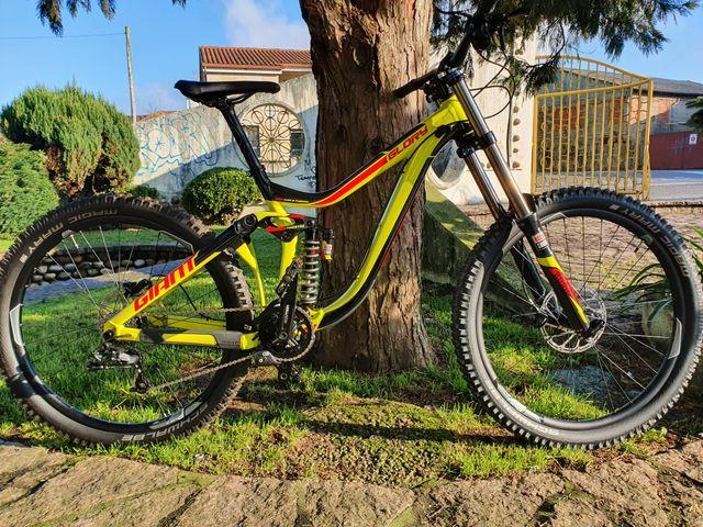 "bici giant glory 27.5"""