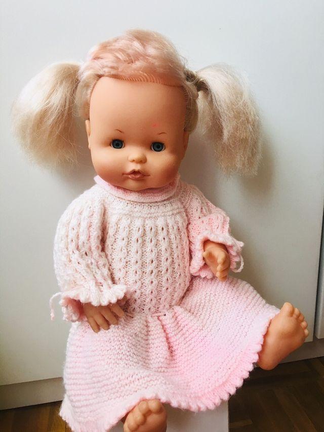 Muñeco nenuco famosa