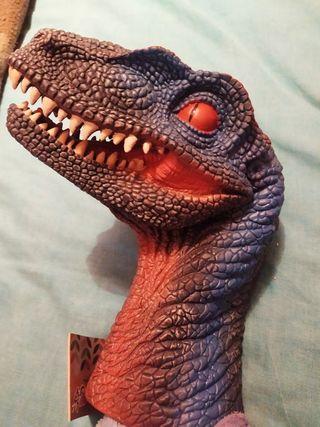 Marioneta/Figura Blue Jurassic World