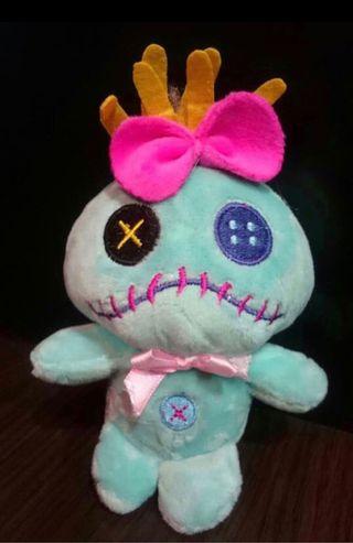Peluche Scrump de Lilo y Stitch (Disney)