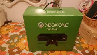 Xbox One 500GB + Mando + Kinect
