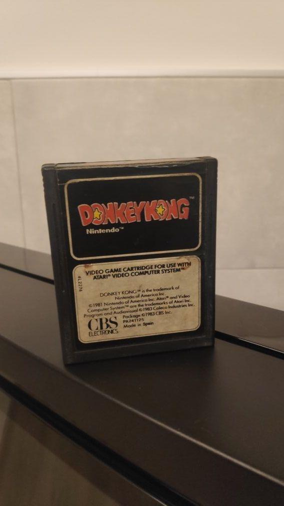 Donkey Kong para Atari 2600