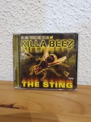 2cd wu tan killa beez the sting