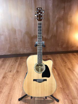 Guitarra Acústica Ibanez AW