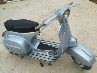 Piaggio Vespa 125 año 1965