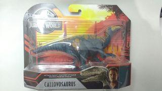 Callovosaurus Attack Pack - Jurassic World Mattel