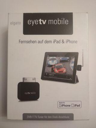 sintonizador TV para iPad o iPhone