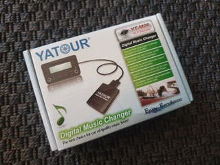 Yatour reproductor MP3 Renault Espace IV