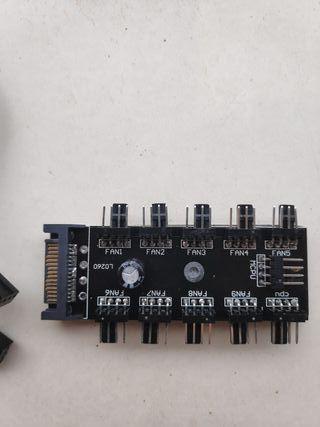 controlador ventiladores