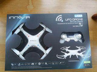 Drone Innova con cámara