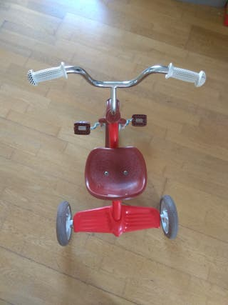 triciclo clásico súper touring de italtrike