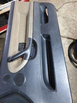 Paneles cuero extendido BMW e36 coupe/cabrio