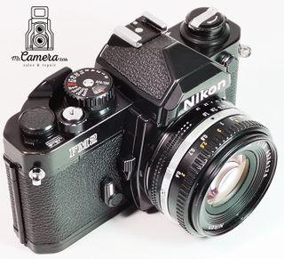 Nikon FM2 N