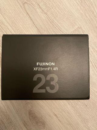 Fujifilm 23 mm 1,4