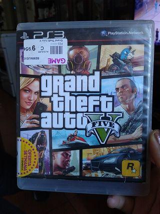 gta5 para PS3