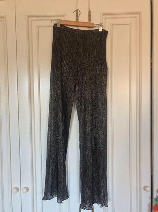 Pantalón de fiesta Zara