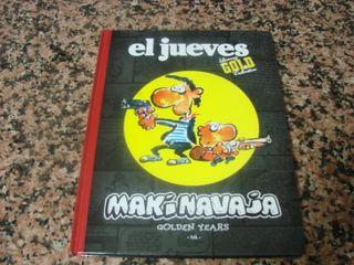 MAKINAVAJA, PUTICLUB, MARTINEZ EL FACHA, DIOS MÍO