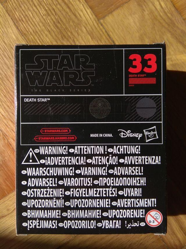 Star Wars The Black Series Death Star