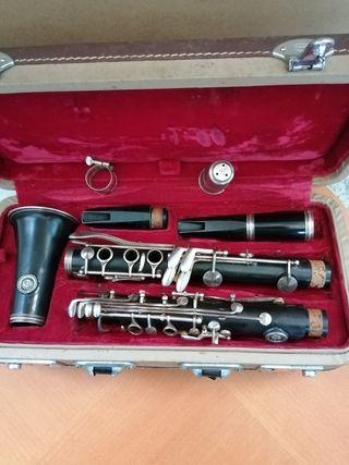 Vendo clarinete