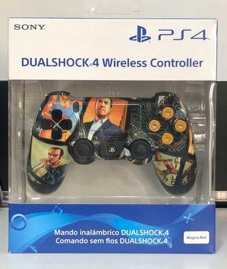 Mando PS4 Personalizado GTA NUEVO