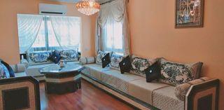 Salon arabe/ Sofas marroquis