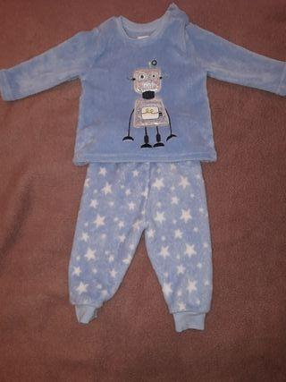 pijama niño 6-9meses