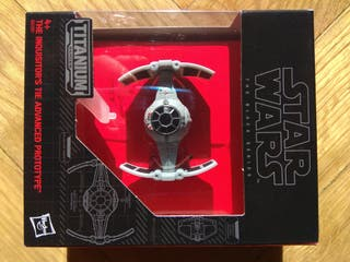 Star Wars The Black Series THE TIE