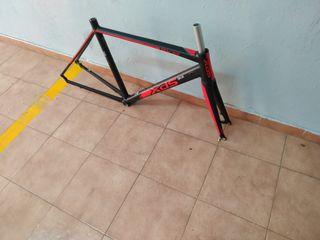 cuadro ciclocross xds
