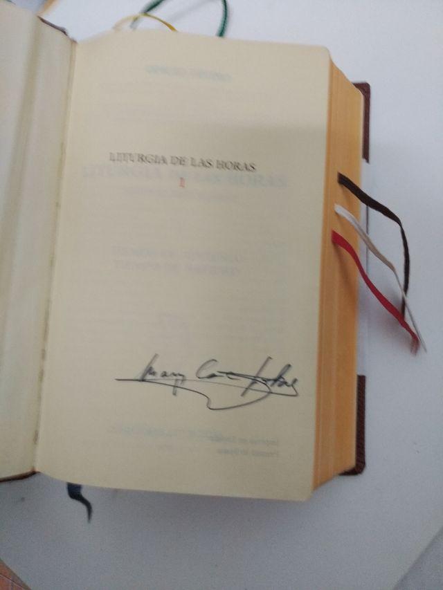 LITURGIAS DE LAS HORAS I, 1979