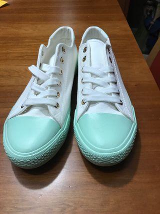 Zapatillas (precio muy negociable)