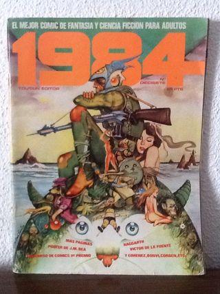 """Comics """"1984"""""""